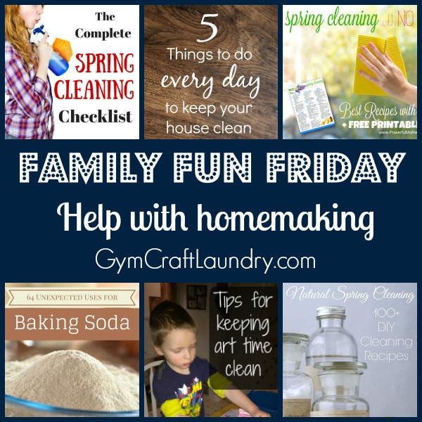 Help with Homemaking