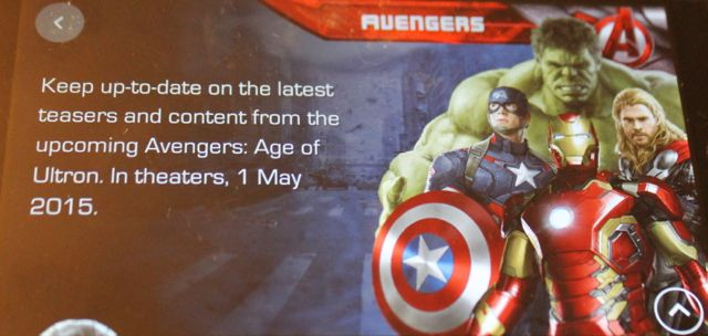 MARVEL's The Avengers Age of Ultron Avengers Super Heroes Assemble App Avengers Unite