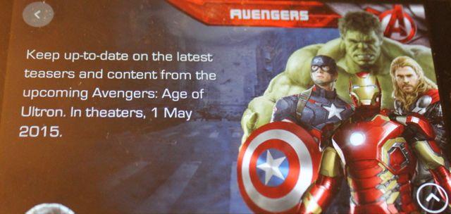 MARVEL'sThe Avengers Age of Ultron Avengers Super Heroes Assemble App Avengers Unite