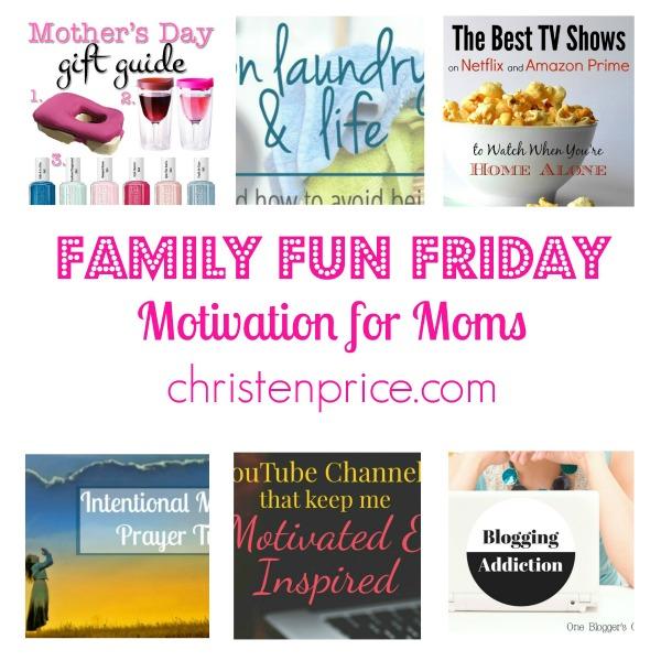 motivation for moms