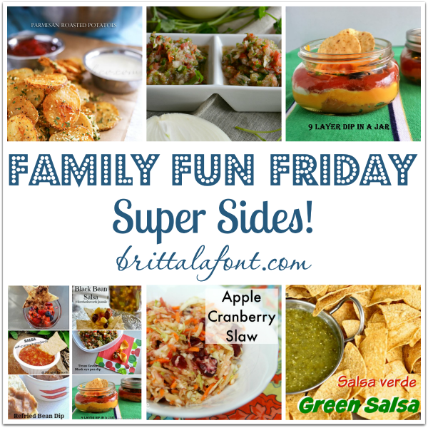 Family Side Dish Recipes