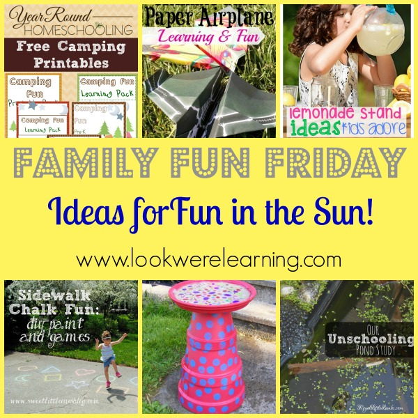 Fun in the Sun Ideas