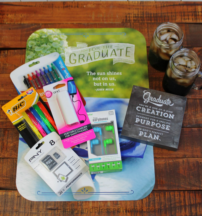 Great gift ideas for Graduates including Smart Phone accessories and Coca-Cola from HappyandBlessedHome.com