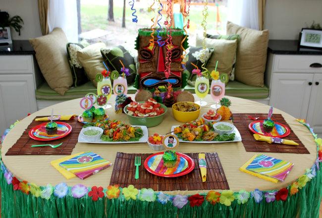 Tropical Crafts For Preschoolers