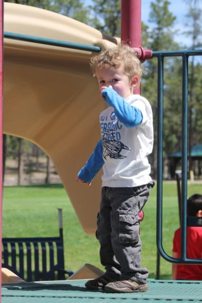 #ETHAN Project enojoy friendship with a park playdate 3 photo copyright 2015 HappyandBlessedHome.com.