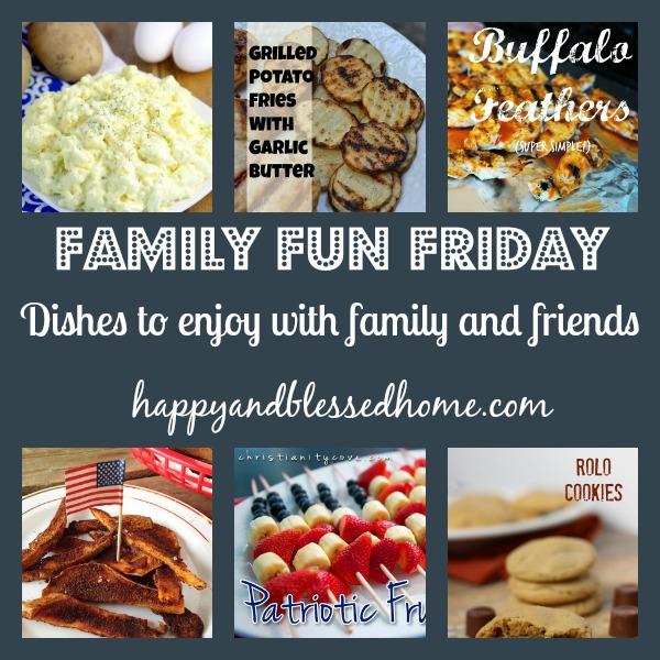 Family Fun Friday Food