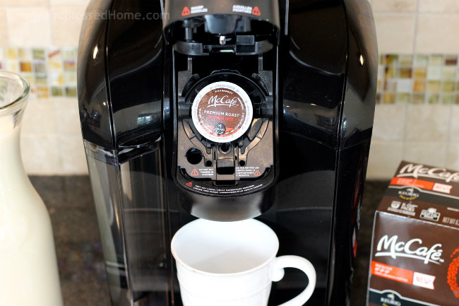 How to make Coffee Misto just like a barista starting with a Keurig from HappyandBlessedHome