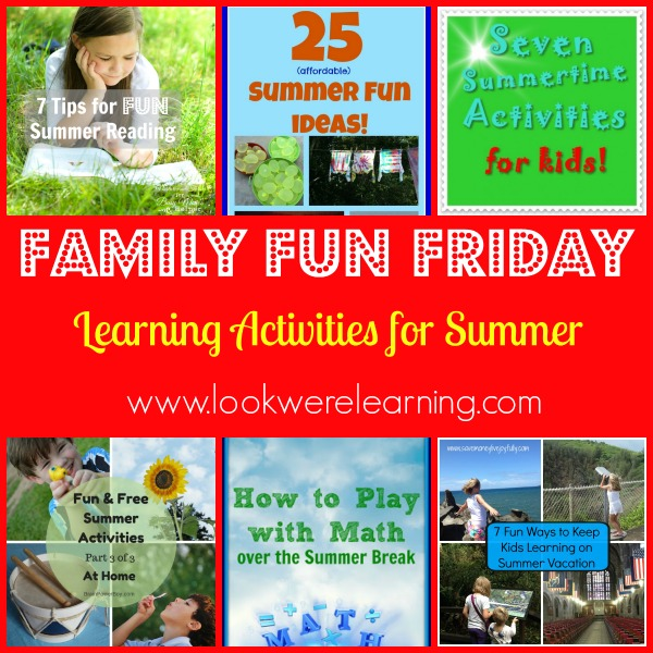 Learning Activities for Summer(1)