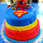 Superman Birthday Party