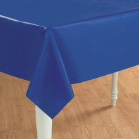 Superman Blue Tablecloth