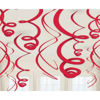 Superman Red Ceiling Decor