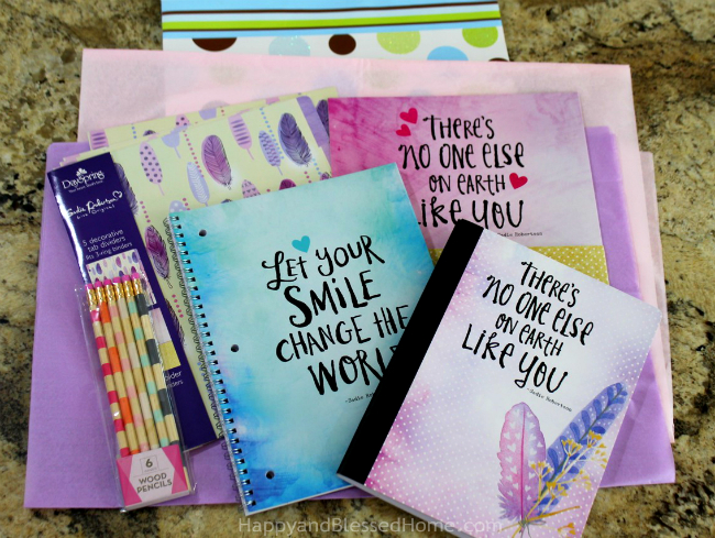 5 Tips for Encouraging Teen Girls with Journals photo copyright 2015 HappyandBlessedHome.com