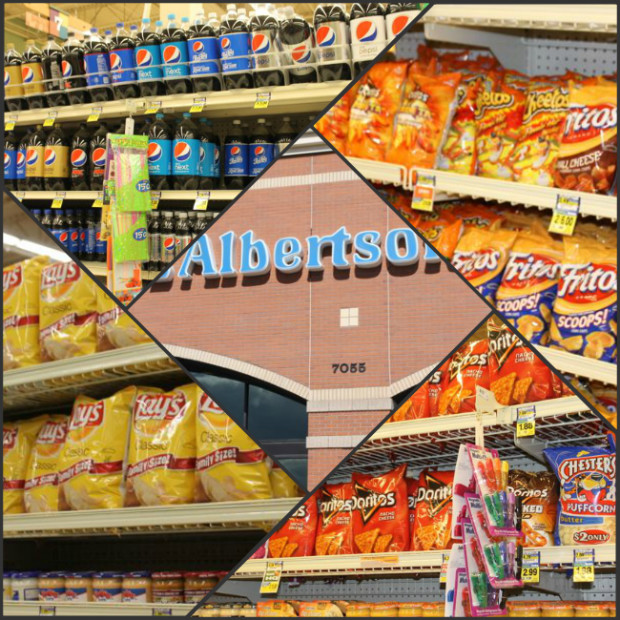 Albertsons Huge Anniversary Sale on Back to School Snacks and Drinks