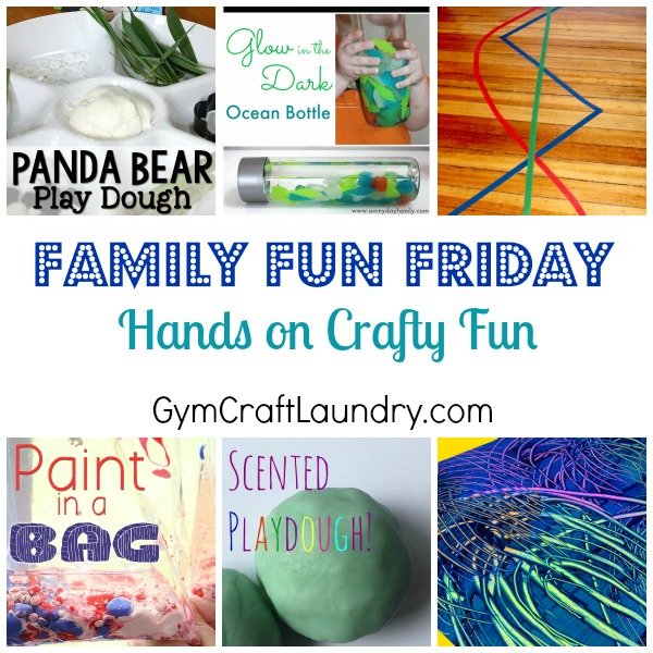 Crafty family fun