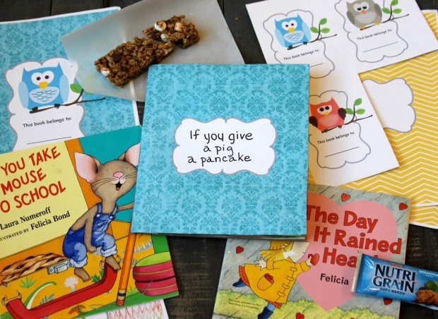 FREE Scholastic Books and FREE Owl Book Labels and Covers from HappyandBlessedHome