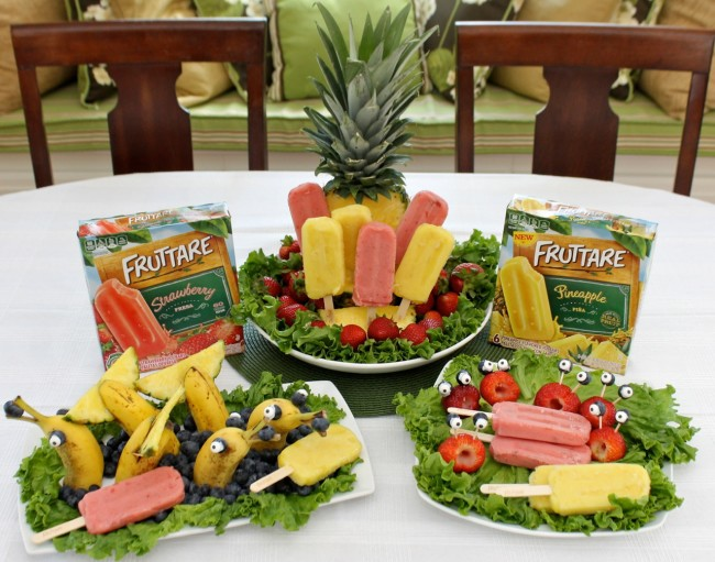 Fun Fruit Arrangements by Fruttare photo copyright 2015 HappyandBlessedHome