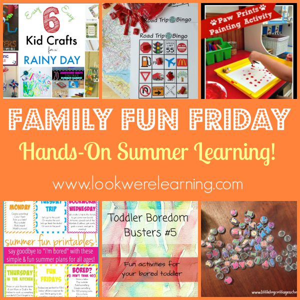 Hands On Summer Learning