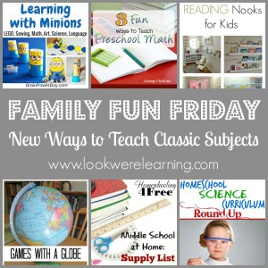 New Ways to Teach Classic School Subjects
