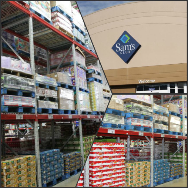 Sam's Club offers discounts on kitchen staples like Swansons Chicken Broth