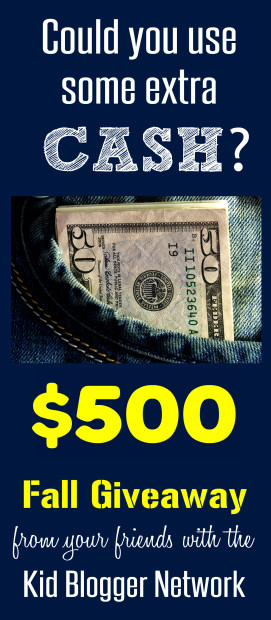 KBN Fall $500 Cash Giveaway 2015