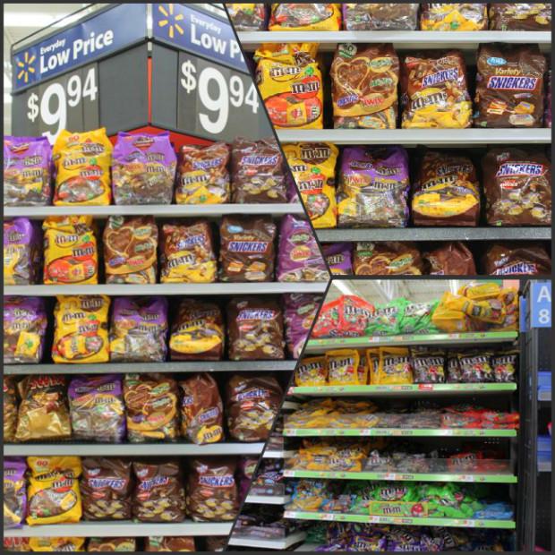 MARS Chocolate Favorites Fun Size 60 Pieces at Walmart