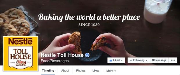 Nestle Facebook