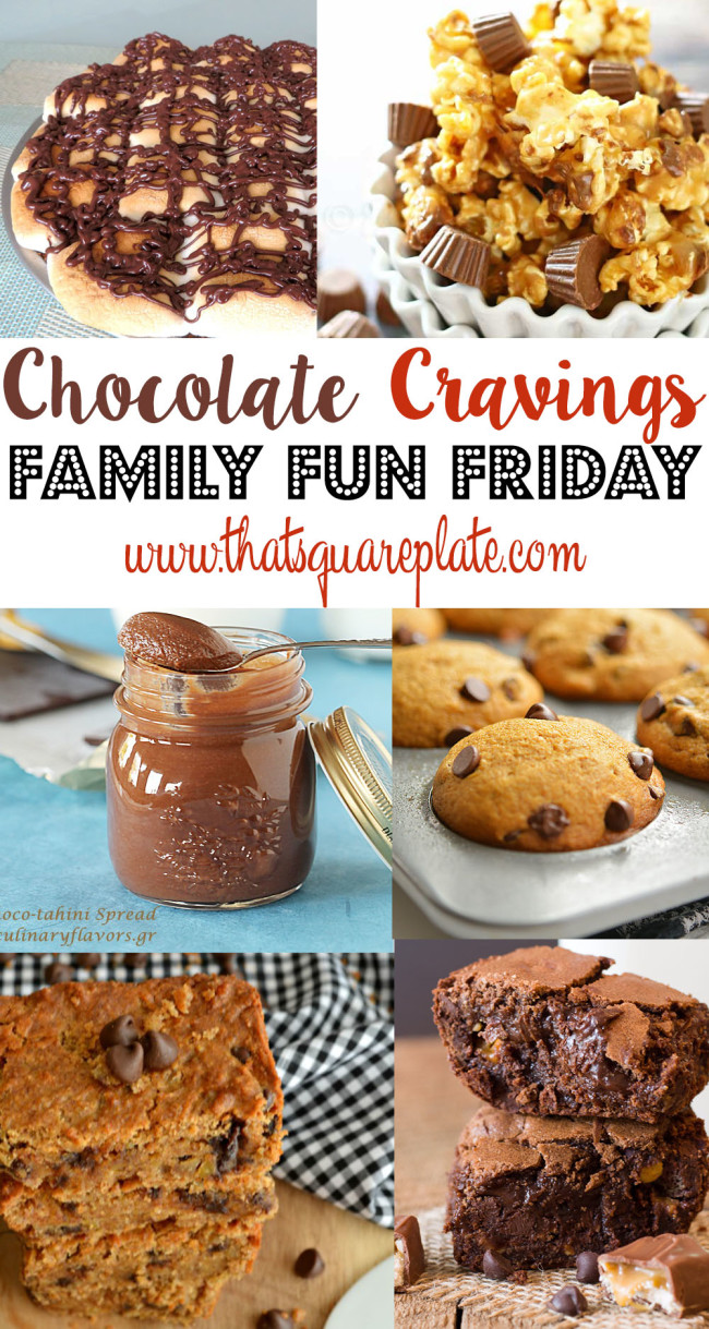 Chocolate Cravings Family Fun Friday