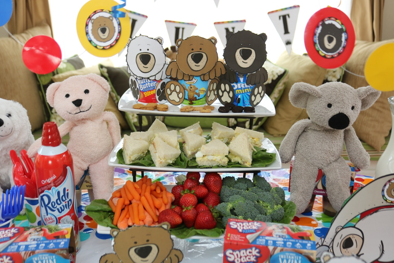 At 40 Party Decorations 40 Pages Free Were Going On A Bear Hunt Activity Pack And Bear