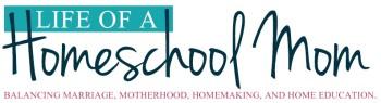 Life of a Homeschool Mom Logo