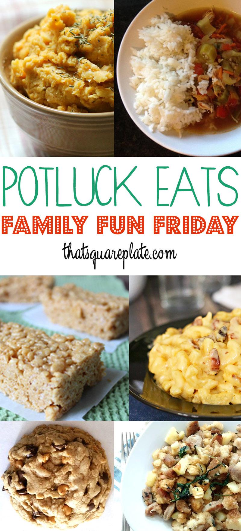 potluck eats