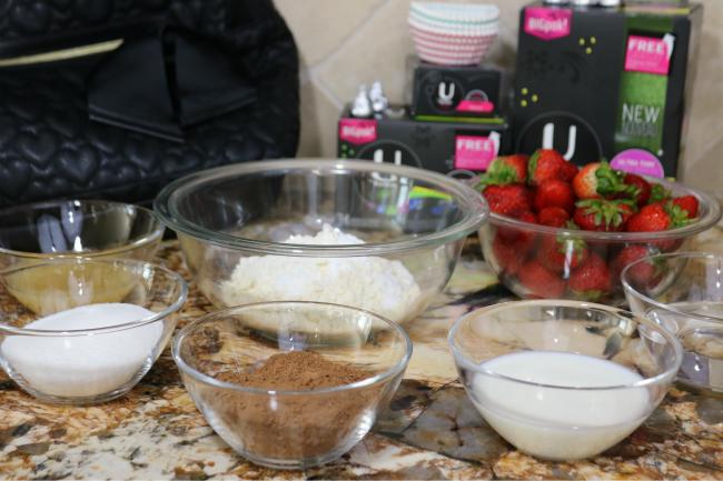100 Calorie Chocolate Cupcake Recipe Ingredients