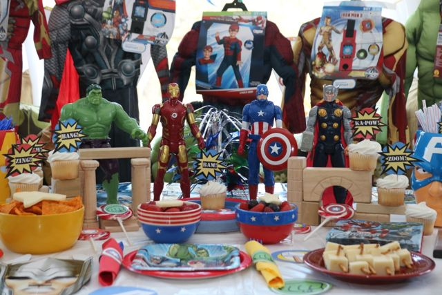 Avengers Dolls and Costumes