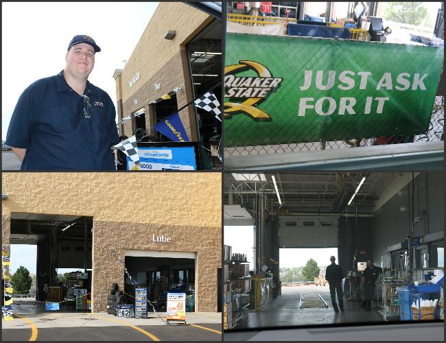 Walmart Car Service Center