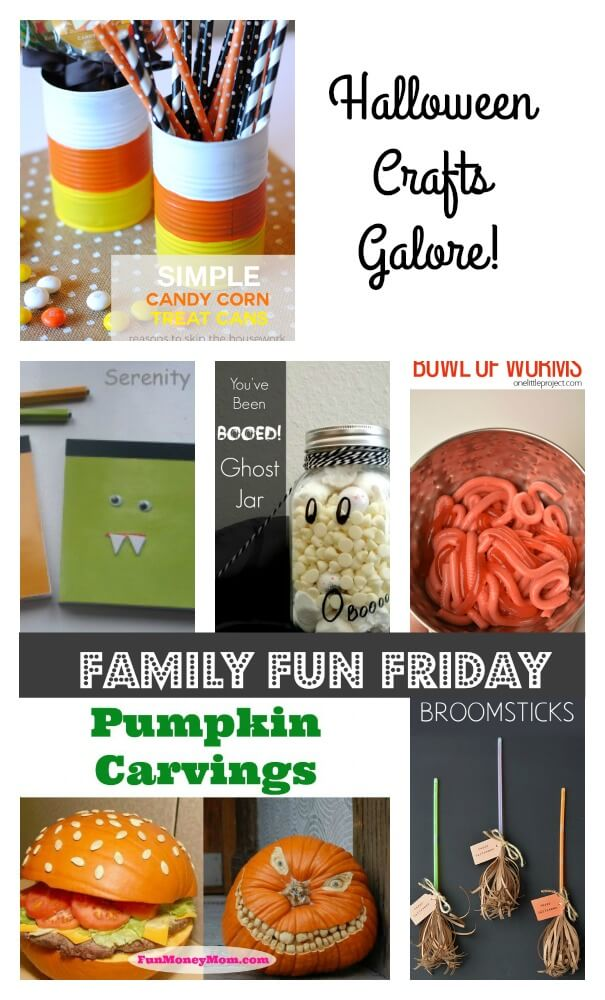 Halloween Crafts Galore gcl 10.22