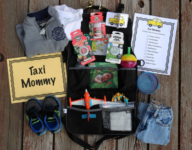 Make transporting kids easier - must have 10 Point Checklist for Moms
