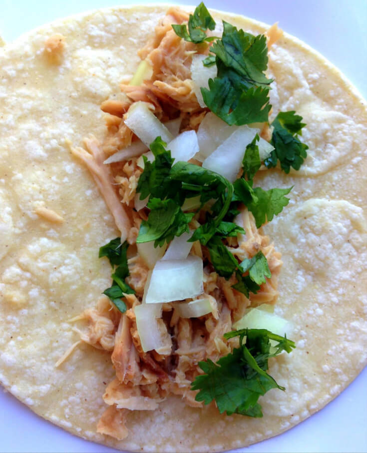 carnitas tacos 2