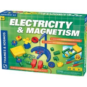 Electricity and Magnetism STEM Toy