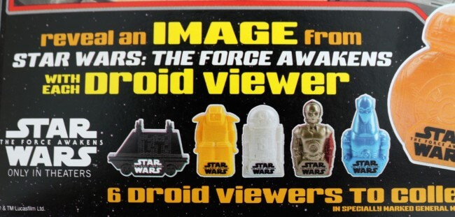 6 Star Wars The Force Awakens Droid Viewers to Collect
