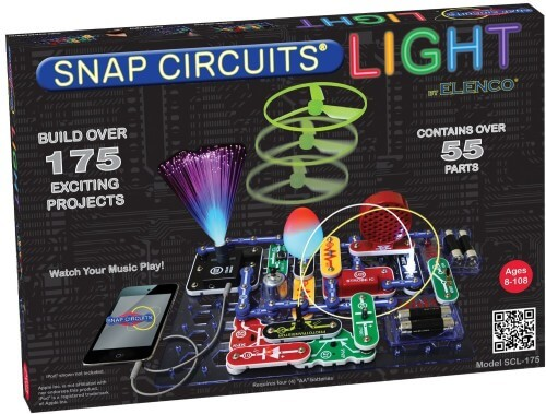 Snap Circuits Lights STEM Toy