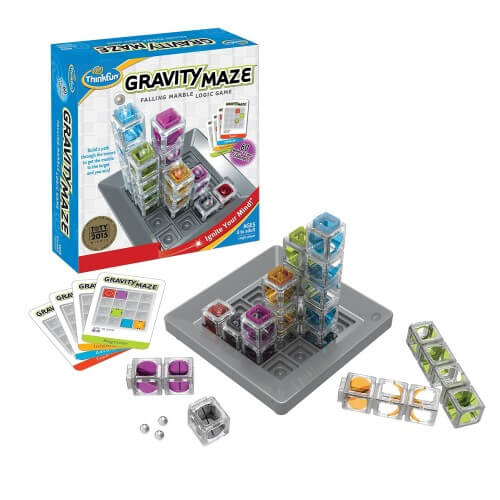 STEM Toy Gravity Maze