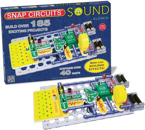 Snap Circuits Sound STEM Toy