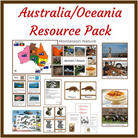 Australia-OceaniaResource-Pack