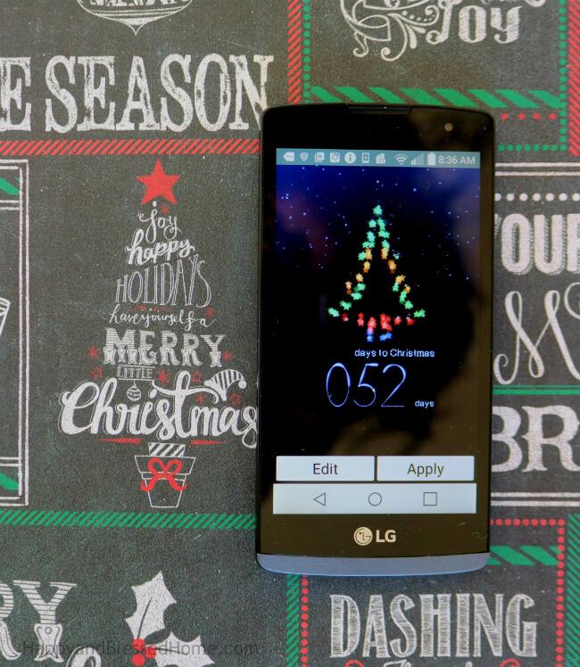 FREE App to Countdown to Christmas