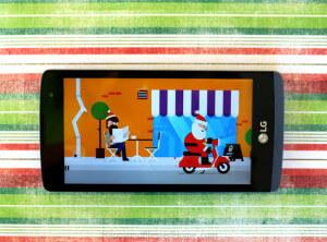 FREE App to Track Santa all Christmas Season