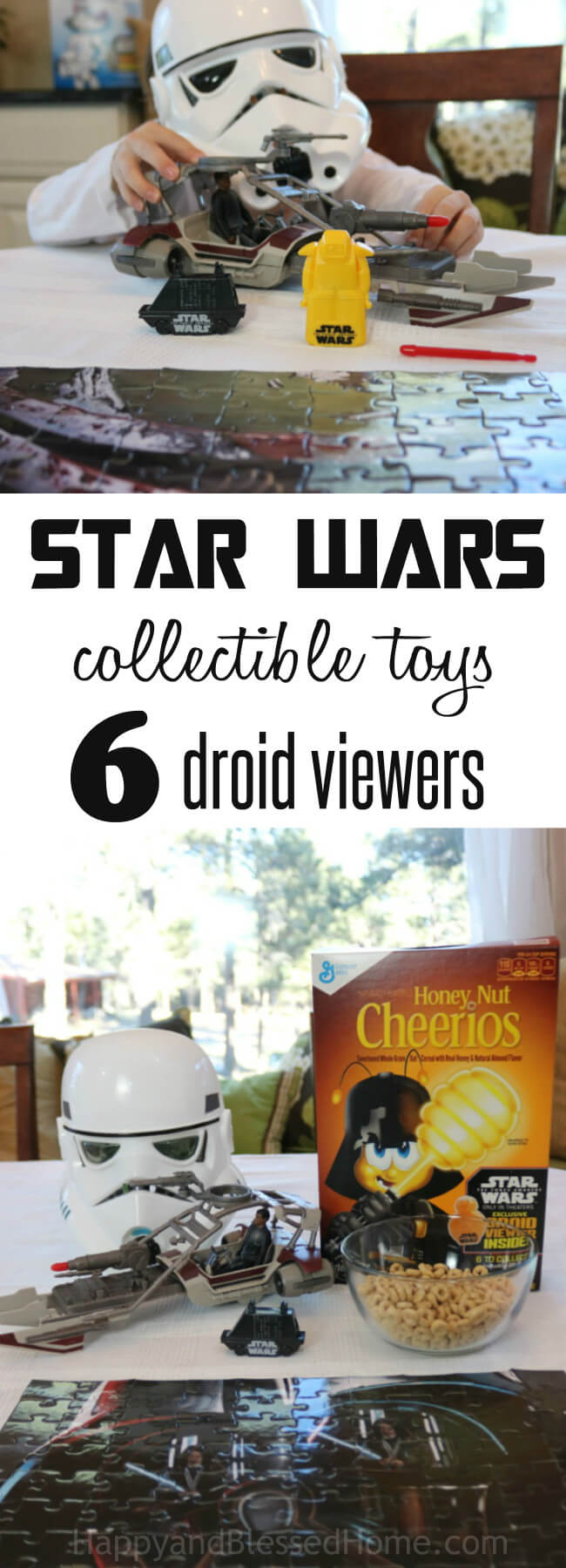 Learn how you can collect Star Wars The Force Awakens 6 Driod Viewers with details on the names and colors of the driods