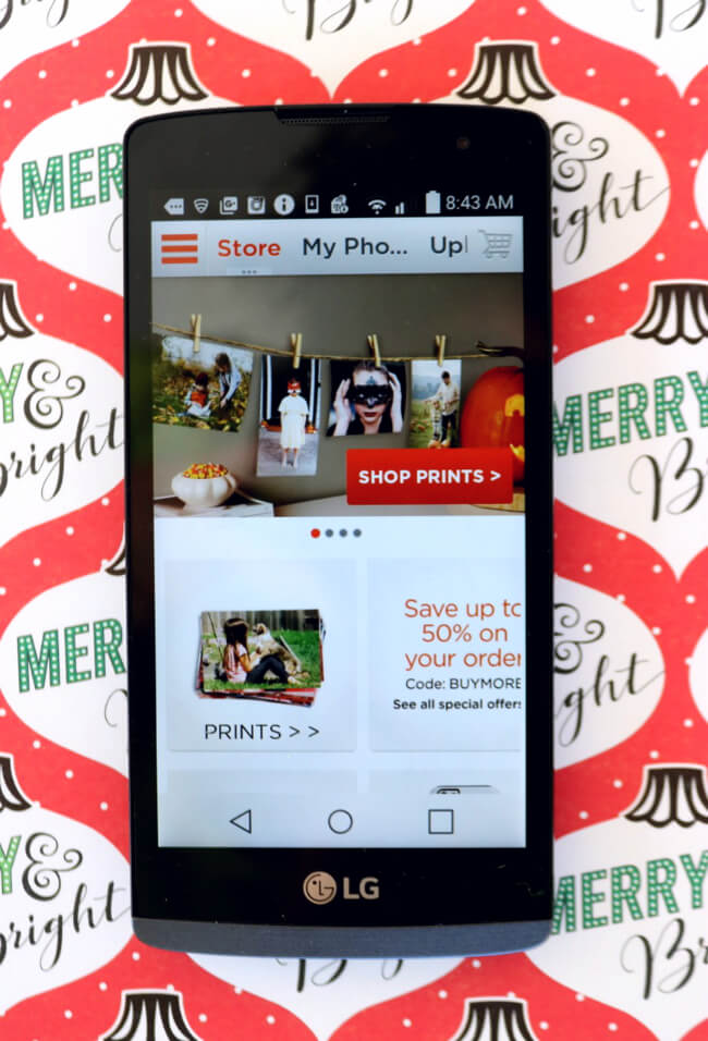 Shutterfly App Makes Gift Giving Easier