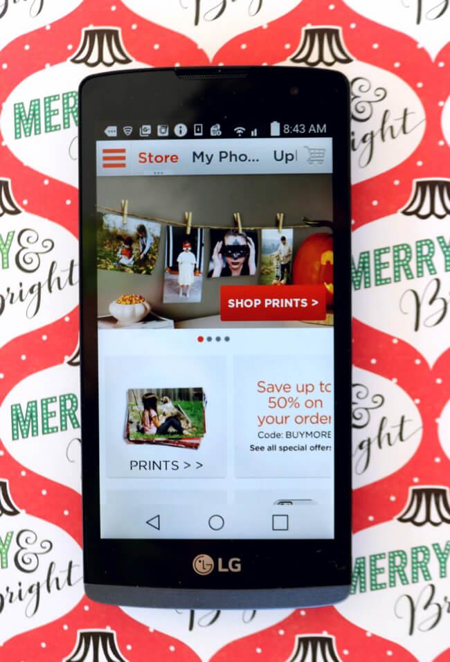 Shutterfly App Makes Gift Giving Easier