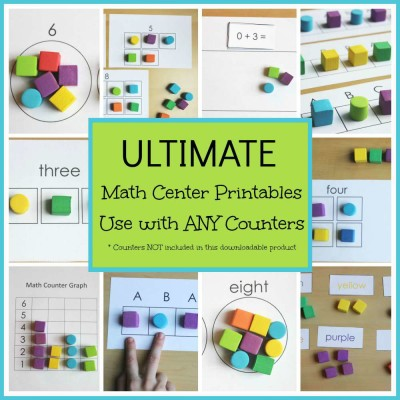 Ultimate-Math-Center-Printable