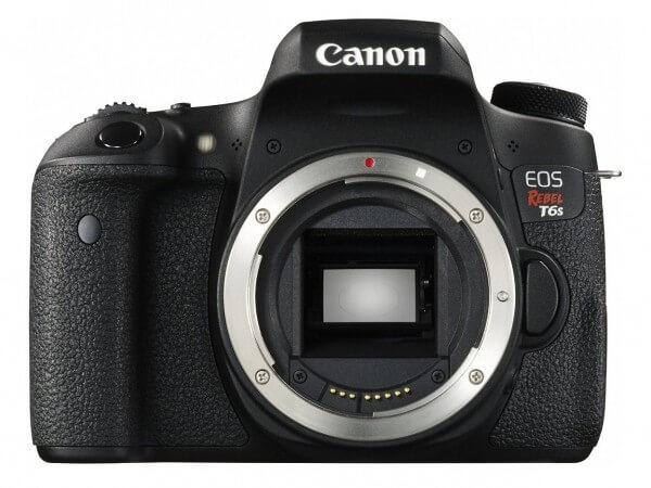 Canon Rebel 6TSi