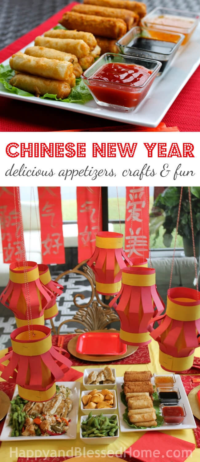 Easy Chinese Recipes at HappyandBlessedHome.com